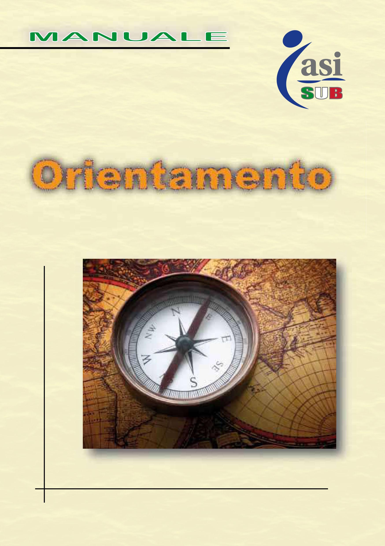 manuale orientamento